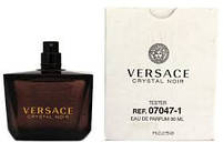 Оригінальний Тестер без кришечки Оригінальні жіночі Парфуми Versace Crystal Noir без кришечки (Версаче Чорний, фото 4
