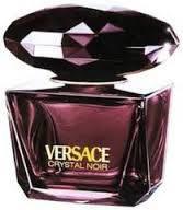 Оригінальний Тестер без кришечки Оригінальні жіночі Парфуми Versace Crystal Noir без кришечки (Версаче Чорний, фото 6