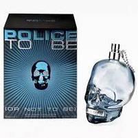 Оригінальні Парфуми чоловічі Police To Be or not to be( Полісі ту бі він нот ту бі), фото 2