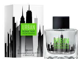 Оригинальные Духи мужские Antonio Banderas Seduction in Black Urban ( Антонио Бандерас Седакшн ин Блэк Урбан)