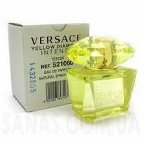 Оригинальный Тестер без крышечки Versace Yellow Diamond Intense, фото 2