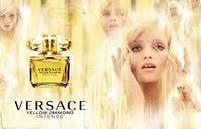 Оригинальный Тестер без крышечки Versace Yellow Diamond Intense, фото 7
