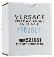 Оригинальный Тестер без крышечки Versace Yellow Diamond Intense, фото 8