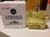 Оригинальный Тестер без крышечки Versace Yellow Diamond Intense, фото 9