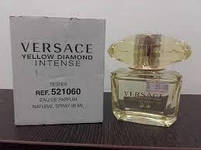 Оригинальный Тестер без крышечки Versace Yellow Diamond Intense, фото 10