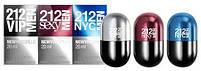 Оригінальні чоловічі Парфуми Carolina Herrera 212 NYC Men Pills ( Кароліна Еррера 212 Мен Пілс), фото 3