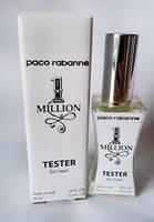 Оригінальний Тестер Оригінальні Парфуми чоловічі Paco Rabanne 1 Million (Пако Рабан ван Мільйон), фото 4