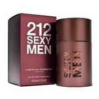 Оригінальні чоловічі Парфуми Carolina Herrera 212 Sexy Men (Кароліна Еррера 212 sexy мен, фото 6