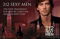 Оригінальні чоловічі Парфуми Carolina Herrera 212 Sexy Men (Кароліна Еррера 212 sexy мен, фото 7