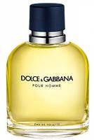 Оригинальные Духи мужские D&G pour homme (Дольче энд Габана пьюр Хоум), фото 5