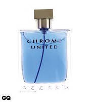 Оригинальные Духи мужские Azzaro Chrome United (Азарро Хром Юнайтед), фото 3