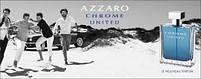 Оригинальные Духи мужские Azzaro Chrome United (Азарро Хром Юнайтед), фото 10