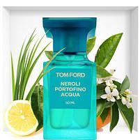 Оригінальна Парфумована вода унісекс Tom Ford Neroli Portofino Acqua ( Том Форд Неролі Портофіно Аква), фото 3