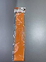 Фітнес гумка PowerPlay 4140 Level 1 (600*60*0.6 мм, 5кг) Помаранчева