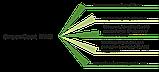 Воронка водосточная металлическая RUNA 125/90мм Воронка (лійка) металева RUNA, фото 5
