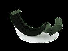 Соединитель желоба металлический RUNA 125/90мм З'єднувач ринви металевий RUNA Зелений