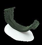 Держатель кронштейн желоба 125мм короткий RUNA металлический 1,2мм тримач ринви RUNA 125мм металевий кронштейн, фото 2
