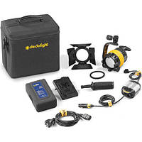 Dedolight DLED4.1-BI Bi-Color LED 1-Light Kit (Battery Operation) (SLED1-BI)