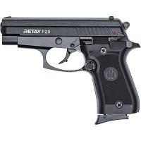 Стартовый пистолет Retay F29 Black (F630403B)