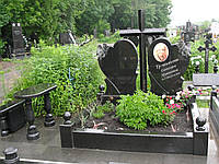 Памятник на двоих № 3154