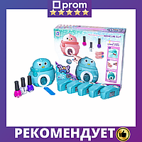 Набор для маникюра, Детская декоративная косметика для девочек,Косметика для детей| Топ продаж