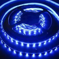 LED 5050 B синяя светодиодная лента