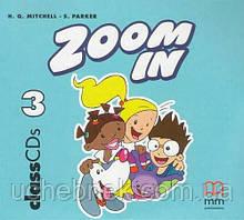 Диск Англійська мова 3 клас Zoom in Special 3 Class CD Mitchell H.Q. MM Publications