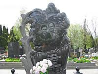 Памятник на двоих № 3174