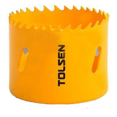 Коронка Tolsen біметалева 79 мм (75779)