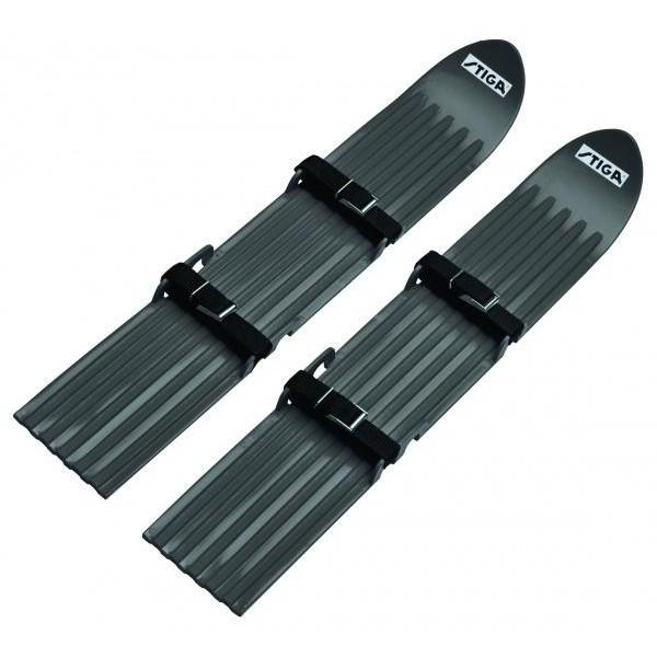 Детские лыжи Stiga, цвет черный
