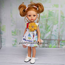 Лялька Паола Рейна Даша з хвостиками Paola Reіna