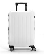 Чемодан Xiaomi Ninetygo PC Luggage 28'' White (6970055341080)