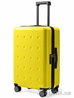 "Чемодан Xiaomi Runmi 90 Ninetygo Polka dots Luggage Youth Edition 20"" Yellow (6972125145017)"