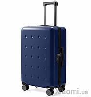 "Чемодан Xiaomi Runmi 90 Ninetygo Polka dots Luggage 24"" Blue (6972125142993/6934177714603)"