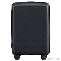"Чемодан Xiaomi Runmi 90 Ninetygo Polka dots Luggage Youth Edition 20"" Black (6934177708688)"