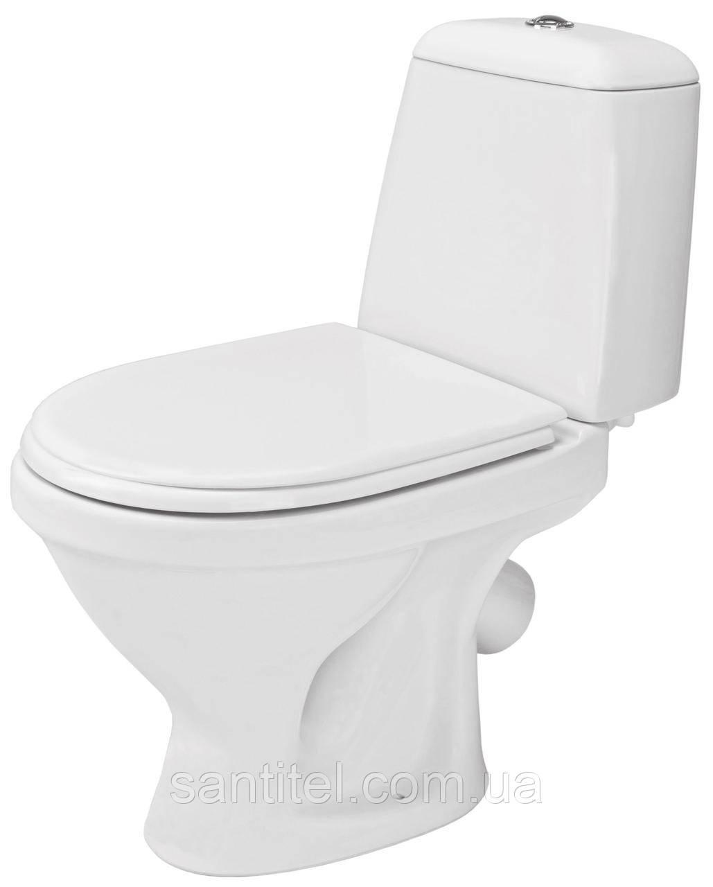 Компакт Cersanit 437 ЕKO Е031 3/6 с сиденьем дюропласт