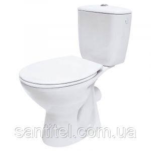 Компакт Cersanit 653 TAPIA 010 3/6 з сидінням поліпропілен