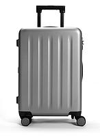 Чемодан Xiaomi Runmi 90 Ninetygo PC Luggage 24'' Grey (6970055340083)
