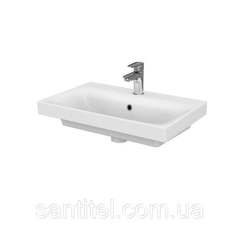Умывальник мебельный Cersanit MODUO 60x38