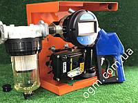 Мини азс EX-50 12 в для перекачки бензина с электронным счетчиком OGM 25 E