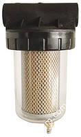 Фільтр тонкого очищення палива дизельного FG-100BIO, 25 мікрон, 105 л/хв