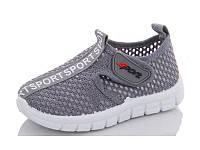 Кроссовки для мальчика сетка Sport 30 Серый 447363, КОД: 1724488