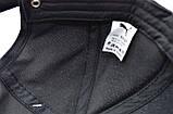 Кепка Art cap Puma 55-59 см чорна (0919-501), фото 2