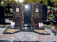 Памятник на двоих № 3197, фото 1