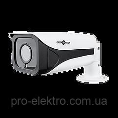 Гібридна Антивандальна зовнішня камера GreenVision GV-086-GHD-H-СOF40V-40