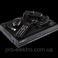 IP відеореєстратор NVR 16-канальний Green Vision GV-N-S003/16 960P