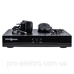 УЦ 4235 Відеореєстратор NVR Green Vision GV-N-S 001/08 1080p
