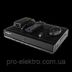 IP відеореєстратор NVR 16-канальний Green Vision GV-N-S 007/16 1080P