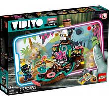 Лего Lego Vidiyo Punk Pirate Ship Корабль Пирата Панка 43114