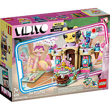 Лего Lego Vidiyo Candy Castle Stage Сцена карамельного замка 43111